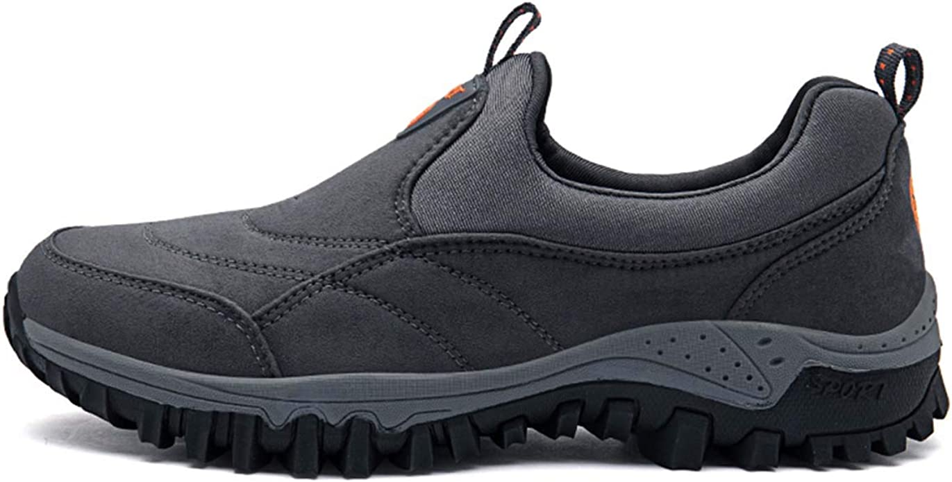 Male Walking Shoes Men Outdoor Athletic