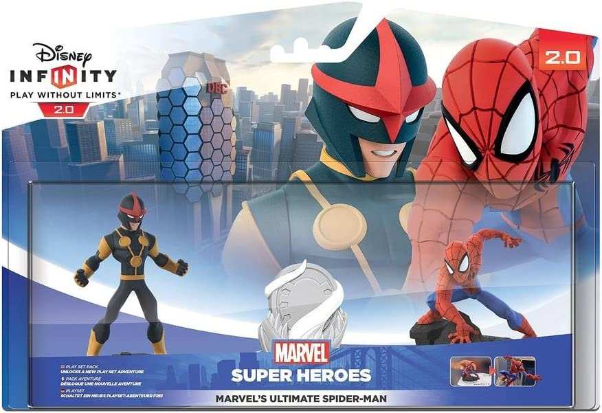 Disney Infinity: Marvel Super Heroes (2.0 Edition) Spider-Man Play Set by Disney