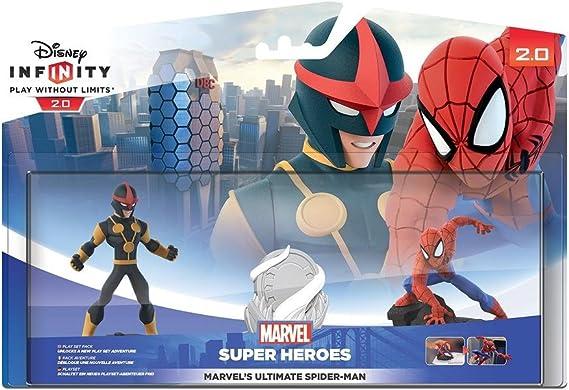 Disney Infinity 2.0 - Play Set Pack Marvel´s Spider-Man: Amazon.es: Videojuegos