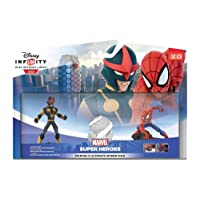 Disney Infinity 2.0 Spider-Man Playset Pack (PS4/PS3/Nintendo Wii U/Xbox 360/Xbox One)