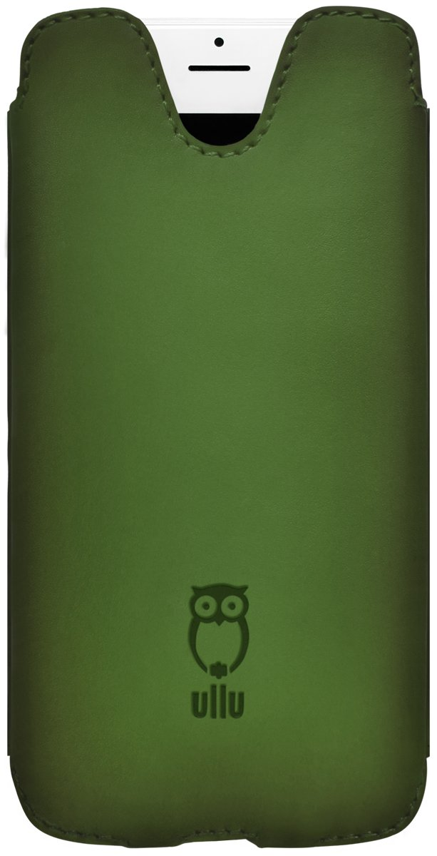 ullu Sleeve for iPhone 8 Plus/ 7 Plus - Lime Green UDUO7PVT93