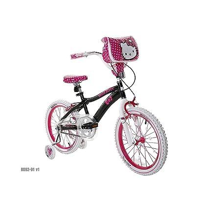 Dynacraft 18 Inch Girls Hello Kitty Bike Cell Phones