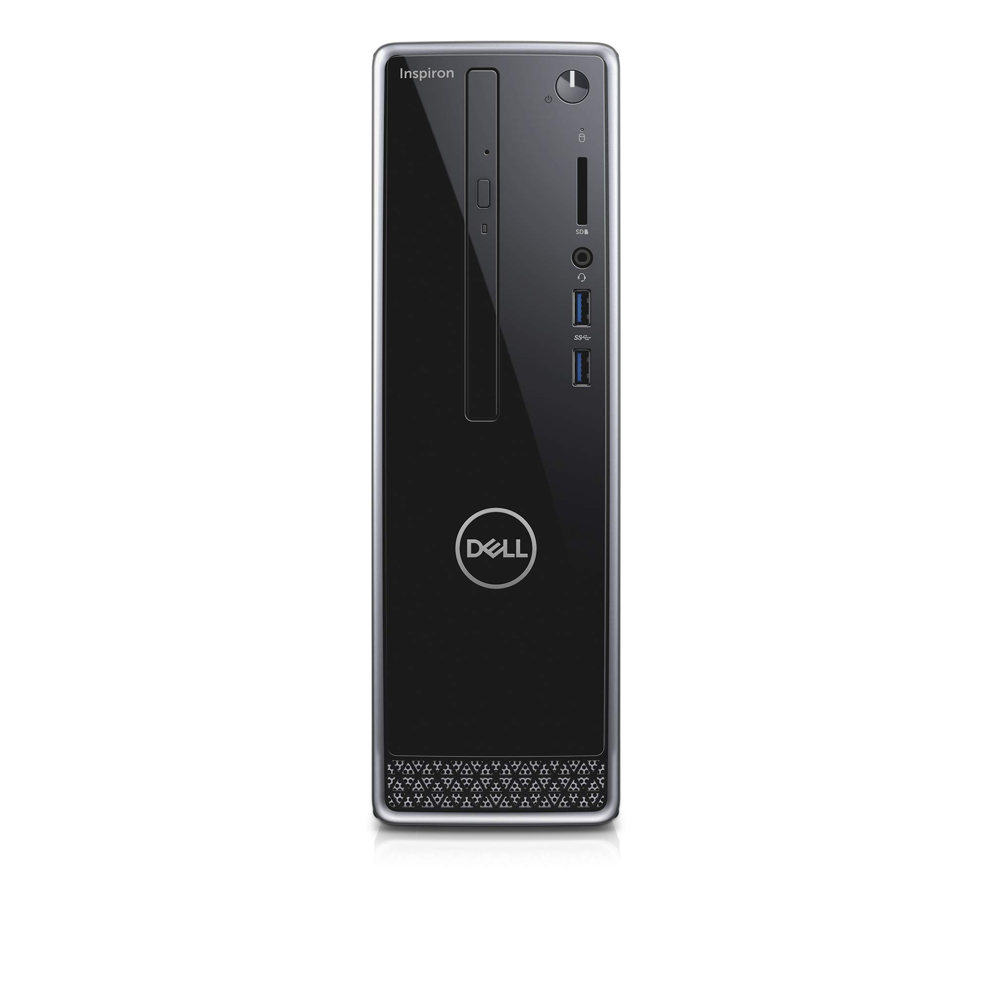 Dell Inspiron 3470|8Th Gen Intel Core i3-8100 Processor (6MB Cache, up to 3.6 Ghz)|8Gb (1x8GB) Single Channel, DDR4, 2400Mhz|1Tb 7200 RPM Hard Drive|DVD-RW Drive|Intel UHD Graphics 630 by Dell