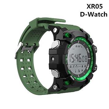 JingJingQi Reloj Inteligente El más Nuevo D Watch Waterproof ...