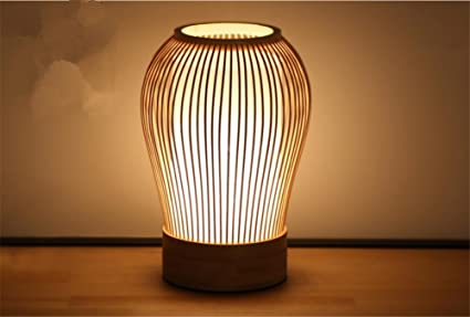 Lámparas de Escritorio Escritorio LED Lámpara Artesanal de ...