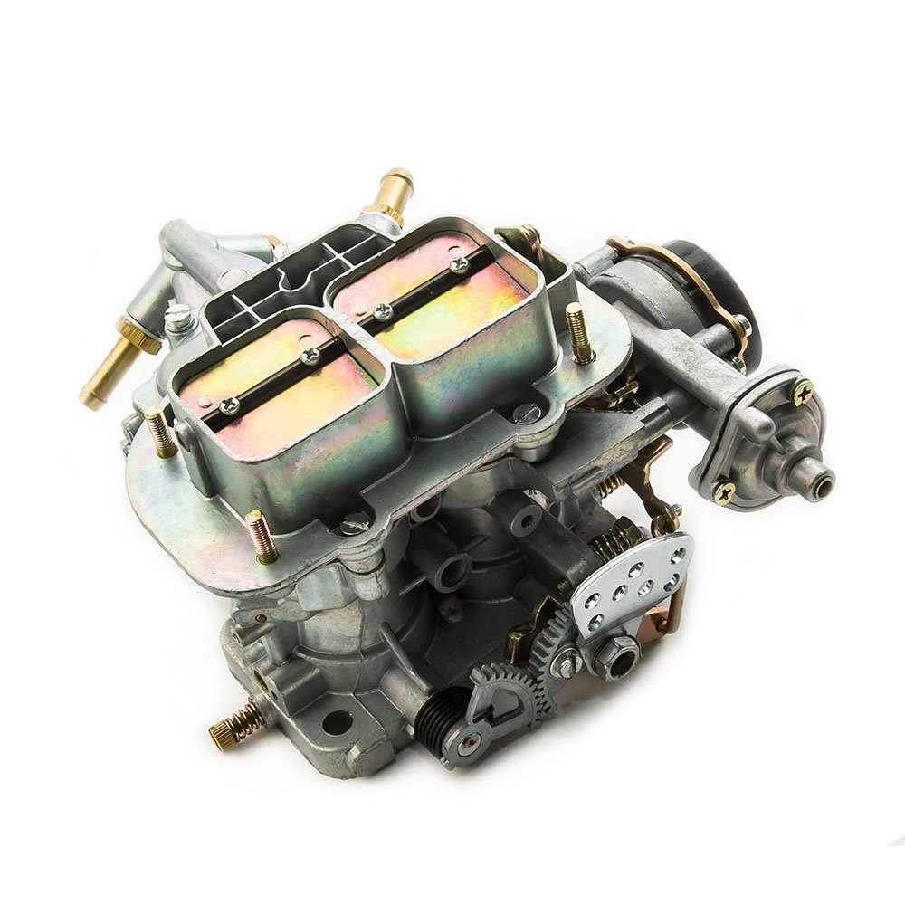 maXpeedingrods CARBURETOR TYPE 38X38 2 BARREL FOR FIAT RENAULT FORD VW 4CYL 32/36 DGAV 38DGAS