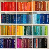 Decorative Books By Color | Used Thrift Designer Books | Bulk Wholesale Cheap | Home Decor | Choose Your Colors | Create Your Own Set | Fill a Bookshelf, Stack, Office, Home, Shelfie, Library