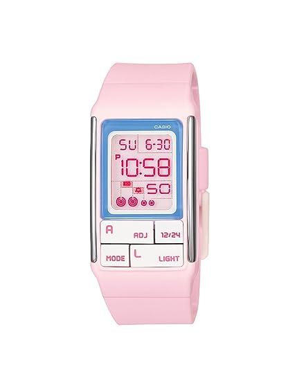 Casio LDF-51-4A - Reloj (Reloj de pulsera, Chica, Resina