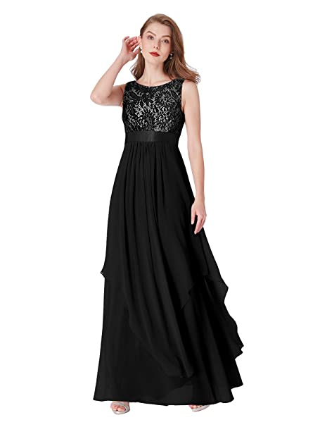bdef9d451064c Ever-Pretty Elegant Sleeveless Round Neck Party Evening Dress 08217