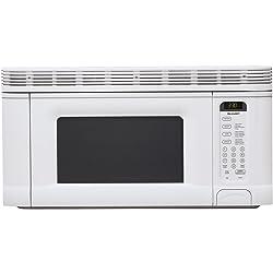 Sharp R-1406 950-Watt 1-2/5-Cubic-Foot Over-the-Range Microwave