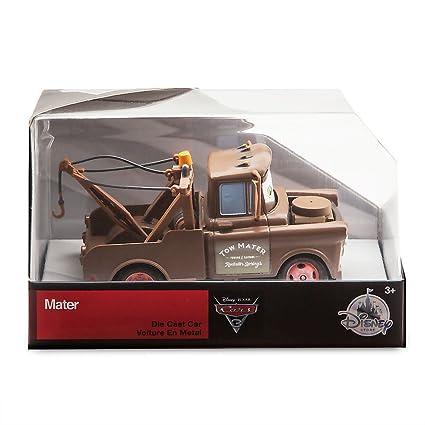Amazon Com Tow Truck Mater 1 43 Die Cast Car Disney Pixar Cars 3