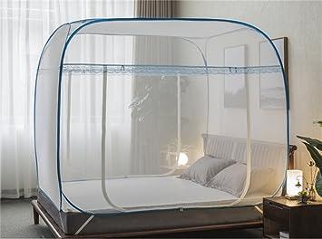 Moskitonetz-Bett-Überdachungs-Zelt-Vorhänge für Betten Schlafzimmer ...