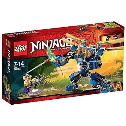 LEGO Ninjago - Robot eléctrico (70754)