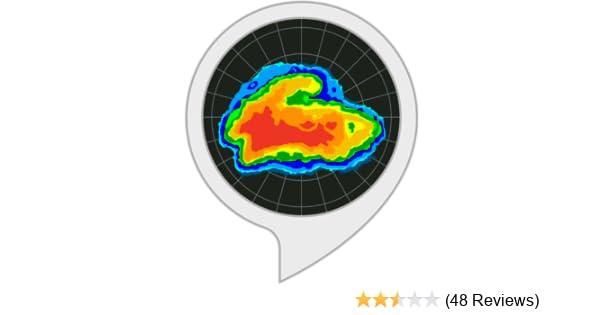 Amazon com: MyRadar NOAA Weather Radar: Alexa Skills