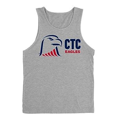 d3147e3b Official NCAA Central Texas College Eagles - CTC001 Premium Tank Top ...