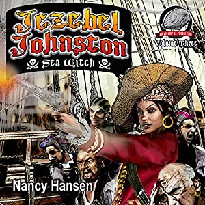 Jezebel Johnston: Sea Witch Audiobook