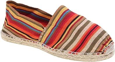 Alpargatas de Esparto Hechas EN ESPAÑA Cosidas A Mano con Piso de Goma y Yute: Amazon.es: Zapatos y complementos