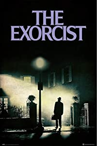 The Exorcist - Movie Poster (Regular Style) (Size: 24 x 36 inches)