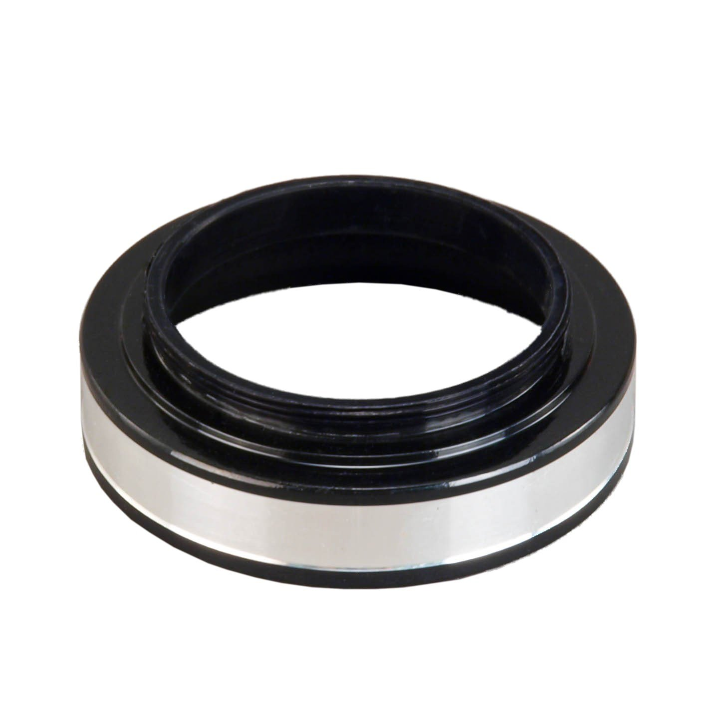 OMAX 38mm Thread Ring Light Adapter for Bausch & Lomb Microscopes No Glass by OMAX