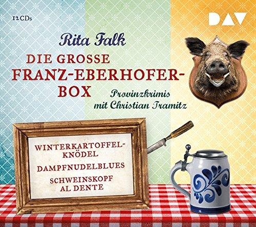 Die große Franz-Eberhofer-Box (12 CDs)