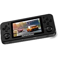 Anbernic RG351M handhållen spelkonsol WiFi/Bluetooth, Retro Spelkonsol med 64G TF-kort 2500 Spel, Stöd PSP, NDS, DC…