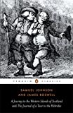 Front cover for the book Journals of the Western Islands by Samuel Johnson