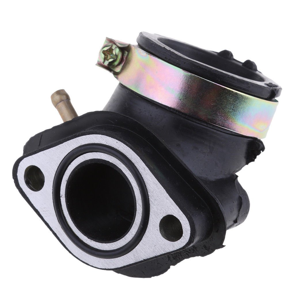 Podoy Intake Manifold 150cc for GY6 125cc Go Kart ATV Moped Dune Buggy Scooter EXHS-0003