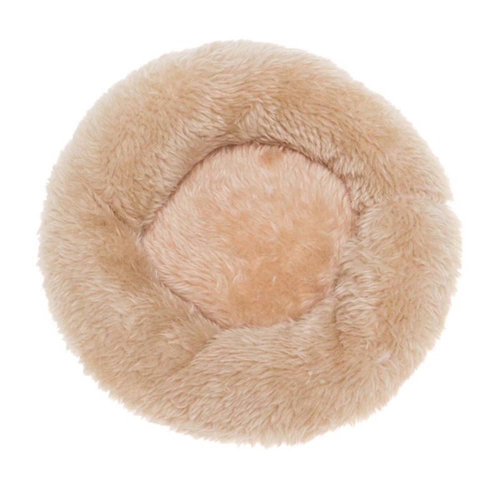 B S B S YunYilian Pet Bolster Dog Bed Comfort Pet nest (color   B, Size   S)