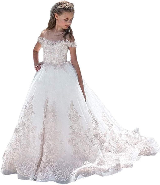 Amazon Com Magicdress Girls Pageant Dresses 7 16 Floor Length For