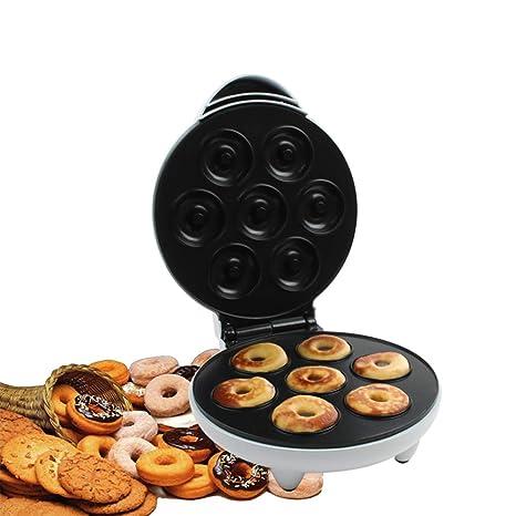 FXXJ Mini Donut Maker, máquina de electrodomésticos para ...
