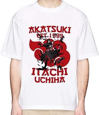 TSHIMEN Camisetas Hombre Escalada Naruto Camiseta ...