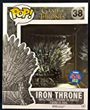 Funko Pop! Game of Thrones Iron Throne #38 NYCC 2015 Exclusive