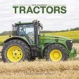 Farm Tractor Calendar- Classic Tractor Calendar - Antique Tractor Calendar - Calendars 2017 - 2018 Wall Calendars - John Deere Calendar - Tractors 16 Month Wall Calendar by Avonside