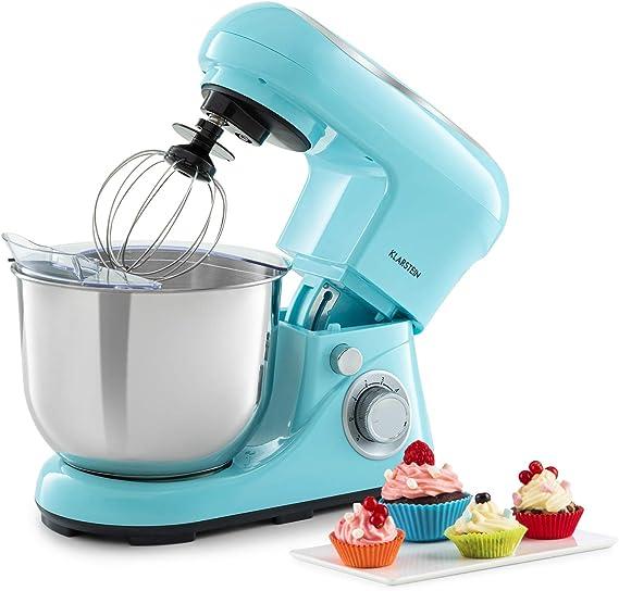 Klarstein Bella Pico 2G robot de cocina - 1200 W / 1,6 PS en 6 ...