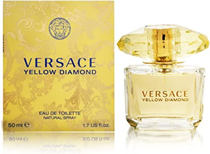profumo versace yellow diamond