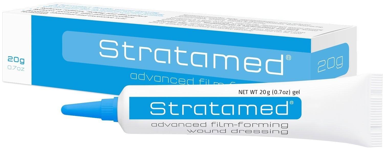 Stratpharma Stratamed Advanced Film-Forming Wound Dressing (20g / 0.7 oz) by Stratamed
