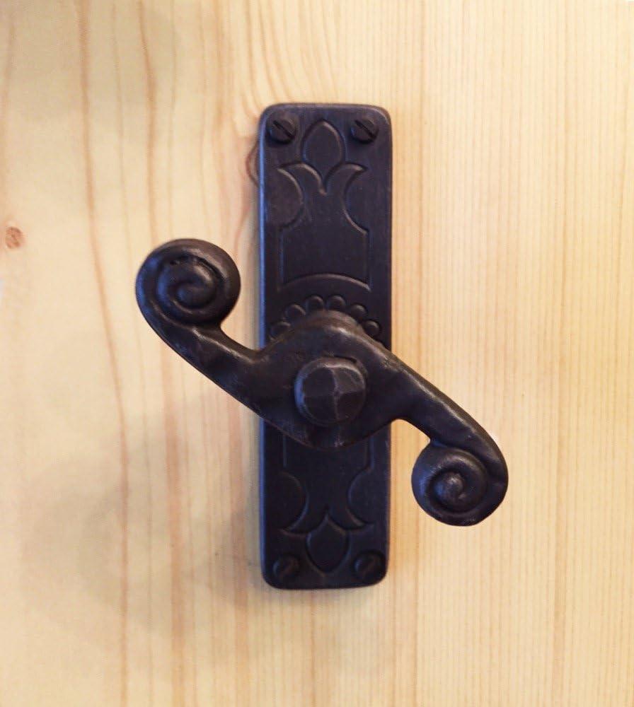 Antikas - manilla de ventana madera - manija de ventana - manilla de hierro - como antiguo - mangos para ventanas - herraje para ventanas