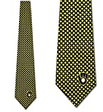 Milwaukee Brewers Ties Mens Diamante Necktie by Eagles Wings