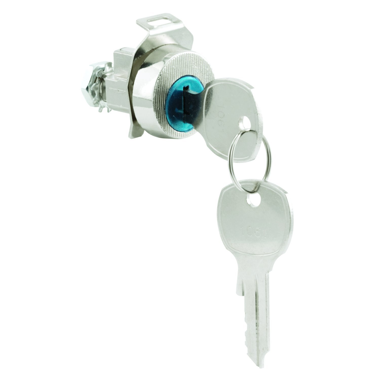 Prime-Line Products S 4710 Mail Box Lock with Dust Cover, fits Auth-Florence