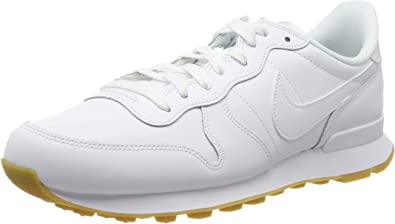 radiador sector ángel  Nike Wmns Internationalist, Zapatillas para Mujer, Blanco  (White/White-White-Gum Light Brown 103), 42.5 EU: Amazon.es: Zapatos y  complementos
