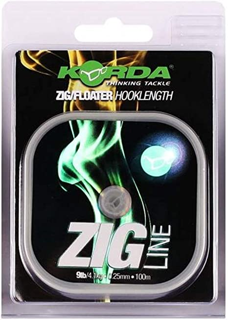Korda Zig Line Zig//Floater Hooklength Carp Fishing