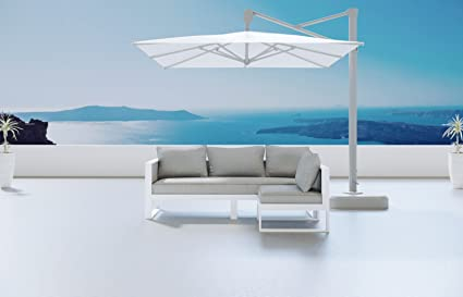 Amazon.com : Fiji Collection Luxury Large Outdoor Sectional ...