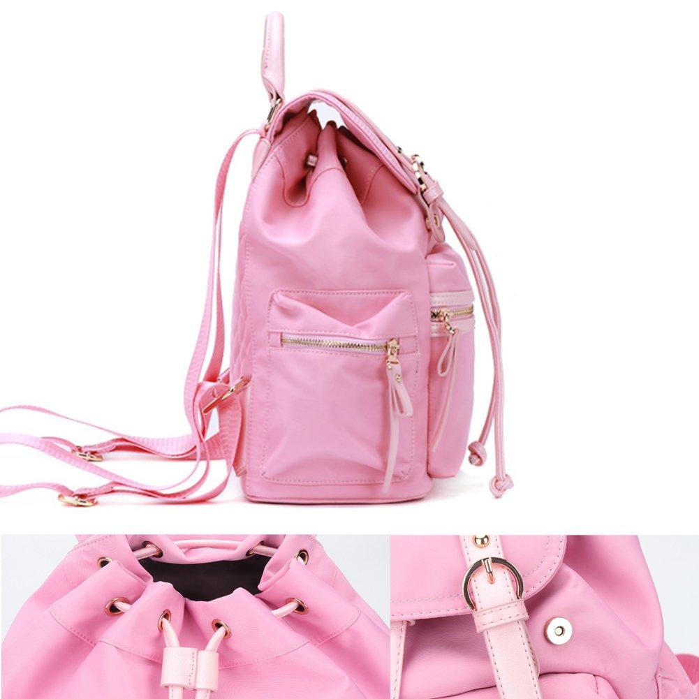 Uniuooi - Bolso mochila de Tela oxford para mujer S, color Azul, talla S: Amazon.es: Zapatos y complementos
