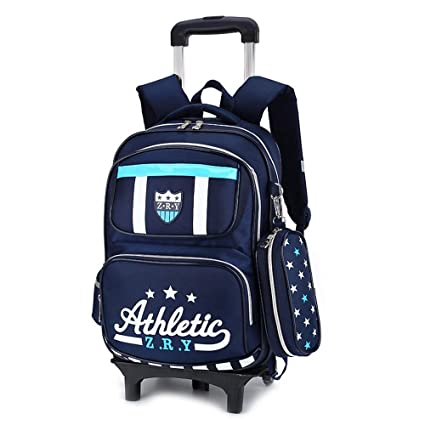 9ab9d2545c7e Amazon.com : Geromg Removable Children School Bags Boys Girls 3 ...