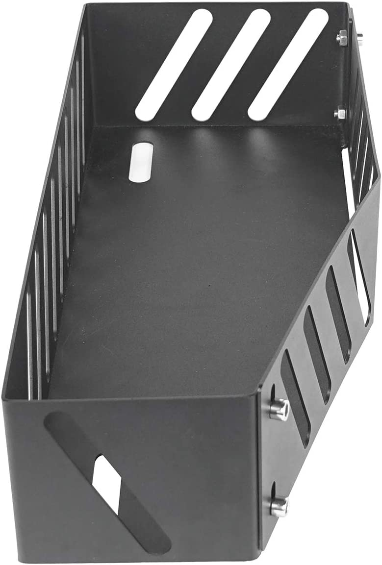 u-Box Jeep Wrangler JK 07-18 Offroad Trunk Wheel Well Storage Bin-Right Side