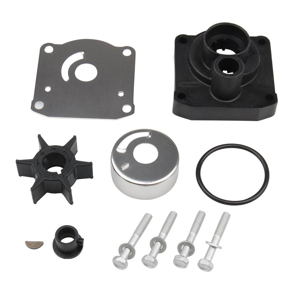 Bang4buck Water Pump Impeller Kit Outboard Motor for Yamaha 25HP Outboards 61N-W0078-11-00 by Bang4buck