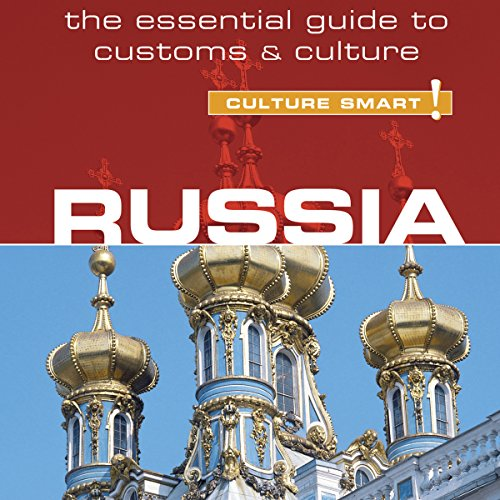 Russia - Culture Smart! Audiobook [Free Download by Trial] thumbnail