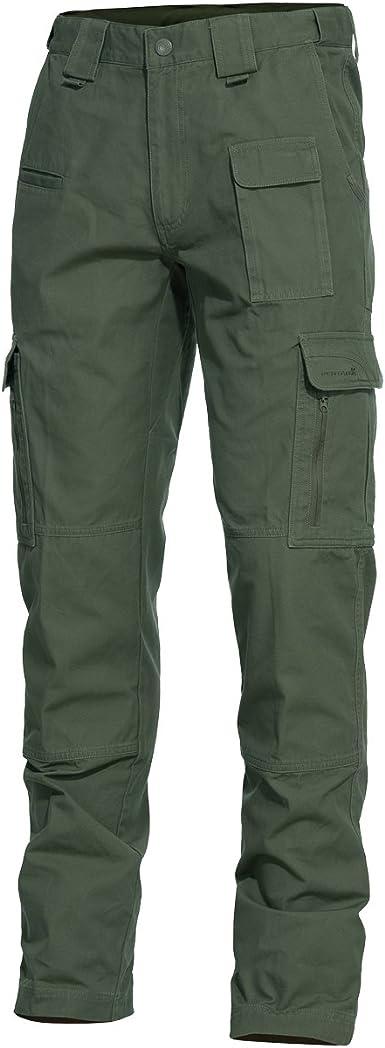 Pentagon BDU 2.0 Trousers Combat Cargo Tactical Police Security Work Pants Black