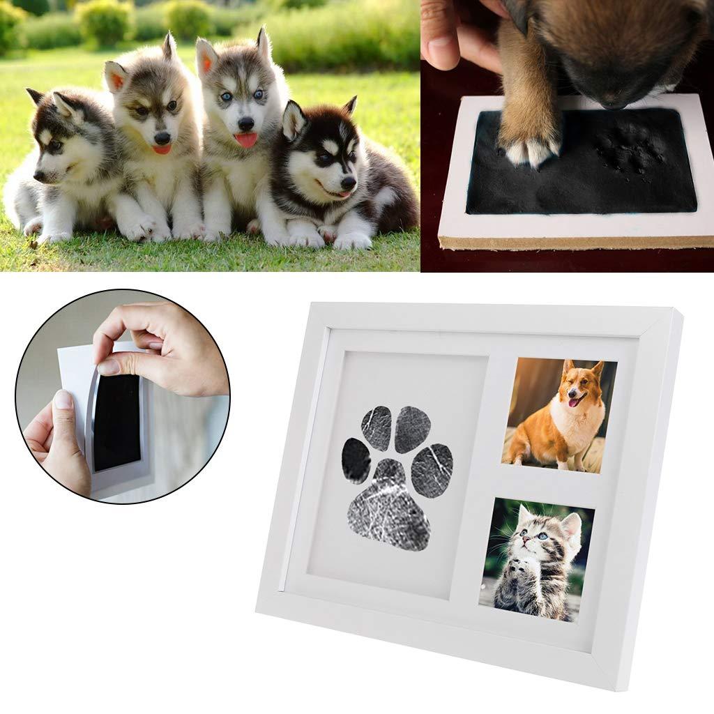 para mascotas y beb/és Lunji Baby Footprint Almohadillas de tinta para huellas de perro