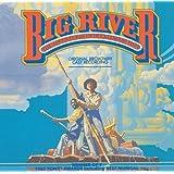 Big River: The Adventures Of Huckleberry Finn (1985 Original Broadway Cast) by Big River Cast Recording edition (1990) Audio CD